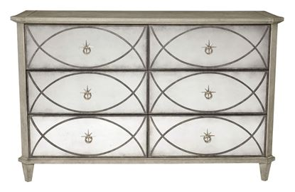 Picture of Marquesa Mirrored Dresser