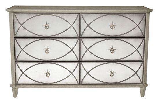 Picture of Marquesa Mirrored Dresser