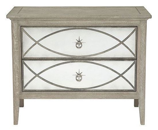 Picture of Marquesa Mirrored Nightstand