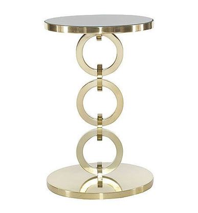 Jet Set Chairside Table