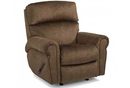 Langston Swivel Gliding Recliner (4504-53)