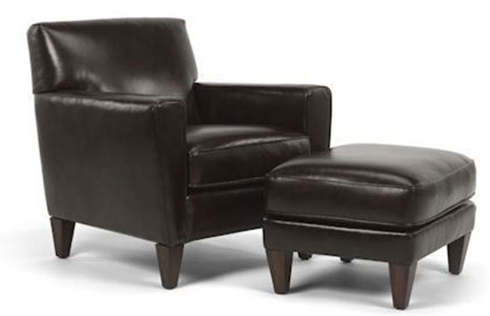 Digby Chair & Ottoman Model 3966-10-08