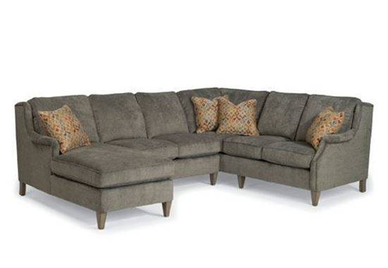 Zevon Fabric Sectional