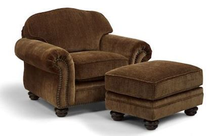 Picture of Bexley Chair & Ottoman