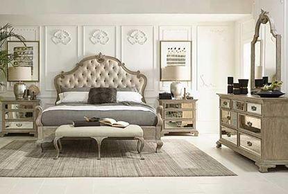 Campania Bedroom
