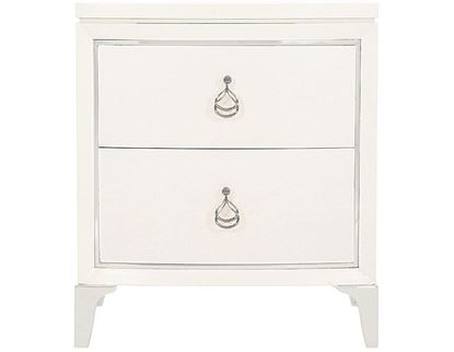 Calista Two-Drawer Nightstand 388-216