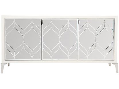 Calista Buffet with Mirrored Fronts (388-132)