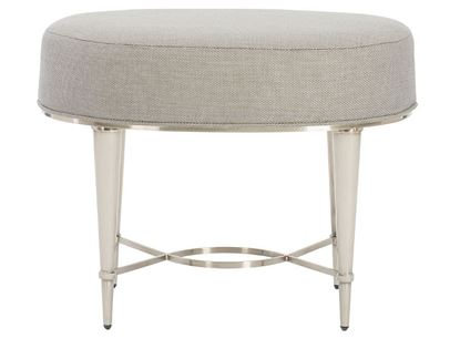 Domaine Blanc Bed Stool 374-506
