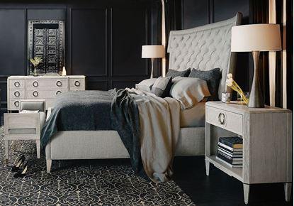 Domaine Blanc Bedroom