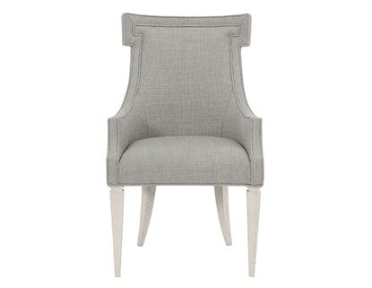 Domaine Blanc Upholstered Arm Chair 374-548