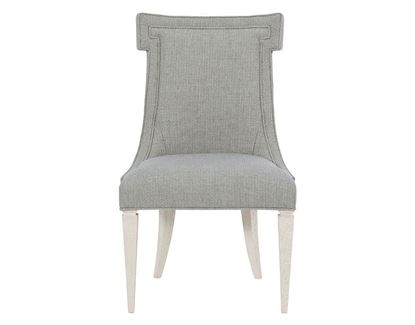 Domaine Blanc Upholstered Side Chair 374-547