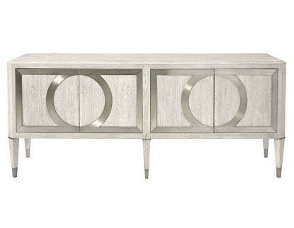 Domaine Blanc Entertainment Console 374-870