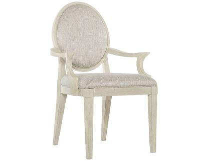 East Hampton Oval Back Arm Chair 395-562