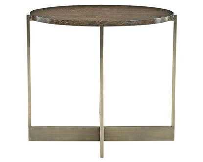 Clarendon Oval End Table 377-127