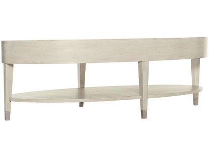 East Hampton Oval Console Table 395-013