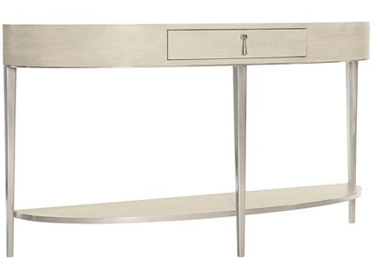 East Hampton Demilune Console Table 395-910