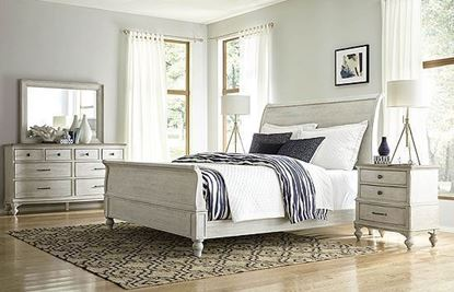 Litchfield Bedroom with Hanover Sleigh Bed