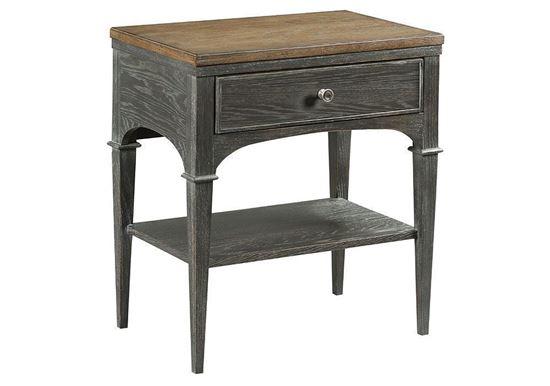 Ardennes Palladian Bedside Table  828-421