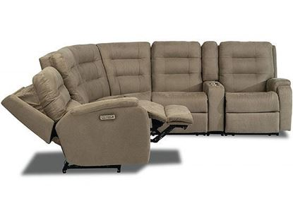Arlo Power Sectional with Pwr Headrest (2810-SECTPH)