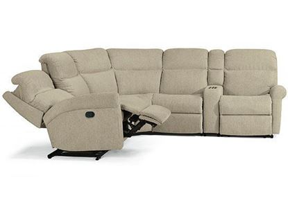 Davis Reclining Sectional (2902-SECT)
