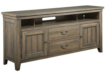 Mill House collection - Huff Entertainment Center 860-585 by Kincaid furniture