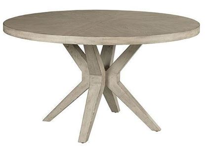 West Fork - Hardy Round Dining Table 924-701R by American Drew furniture