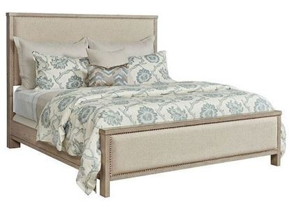 West Fork - Jacksonville Queen Upholstered Bed 924-313R by American Drew furniture