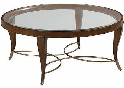 American Drew Vantage Round Coffee Table 929-911
