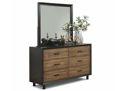 Alpine Dresser W1083-860 from Flexsteel furniture